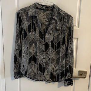 Dress shirt - Guess size small